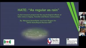 Hate Crime Report Launch Video Thumbnail Image