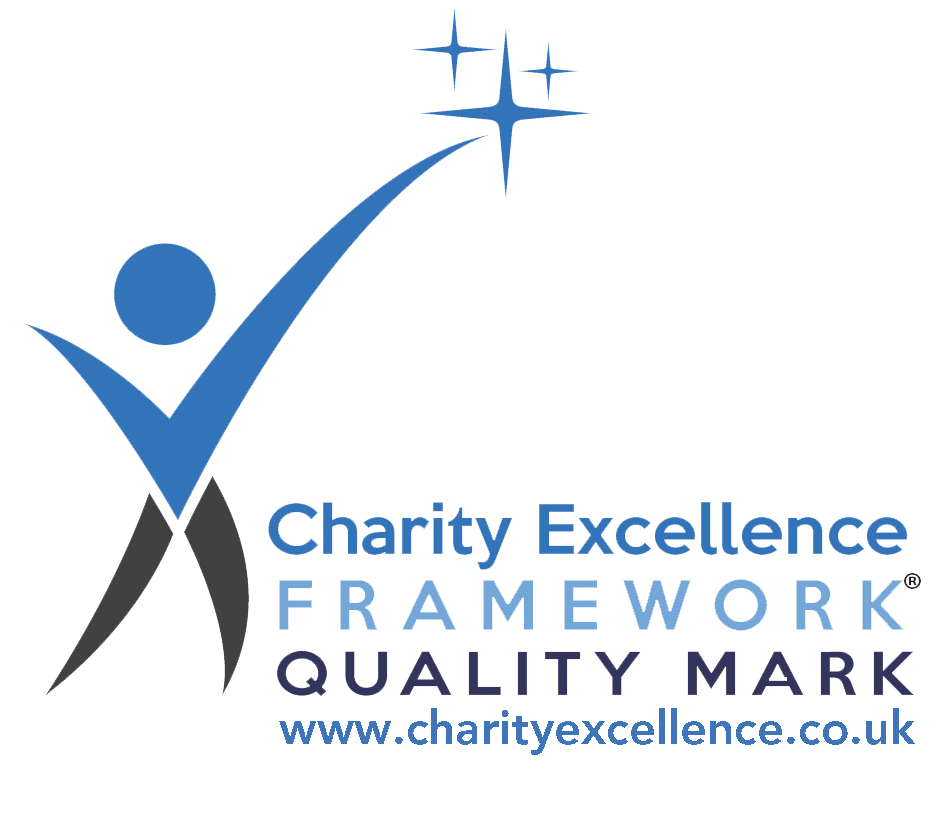 GATE Herts accredited with Charity Excellence Quality Mark